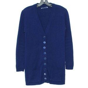 3/$30 Bobbie Brooks Cardigan Sweater VINTAGE 12 J